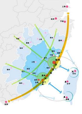 区域|台湾|福建|发展|结构