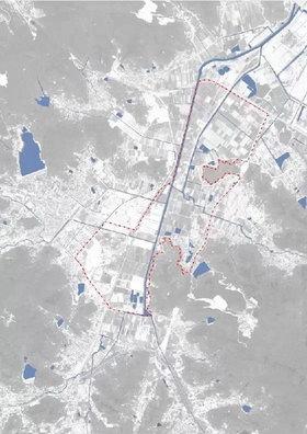 蓝灰|水系|区域