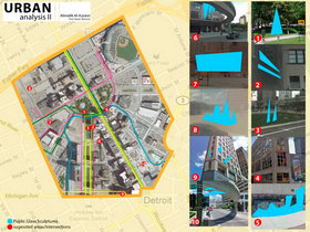 analysis of urban space Public space, focusing on people's activities and various forms of use – from passive to active engagement to understand the activity-physical patterns relationship in a selected urban public space.