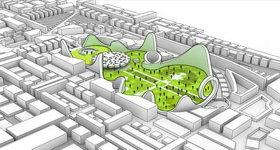 城市设计|绿地|公共空间