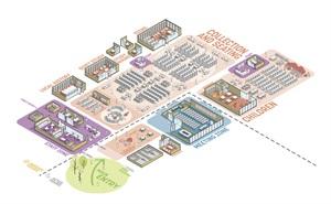 建筑分析|建筑功能分析|功能分析