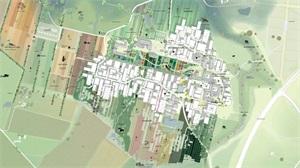 总平面|城市设计总平面